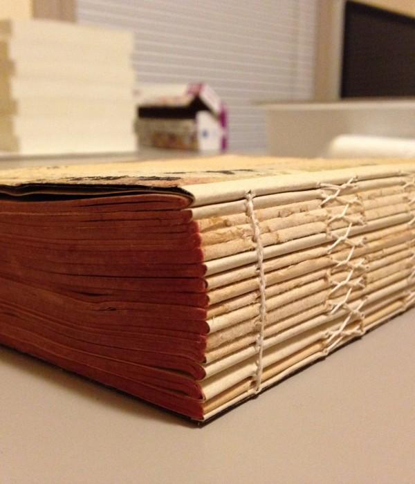 Bible repair – process