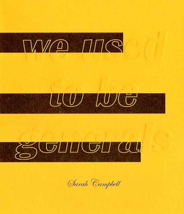 Campbell – Generals
