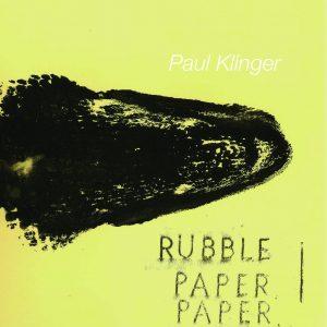 Klinger - Rubble Paper