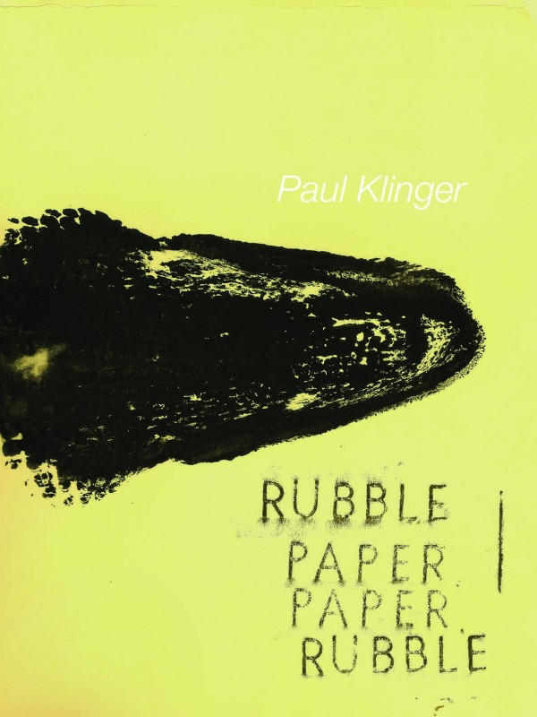 Klinger – Rubble Paper